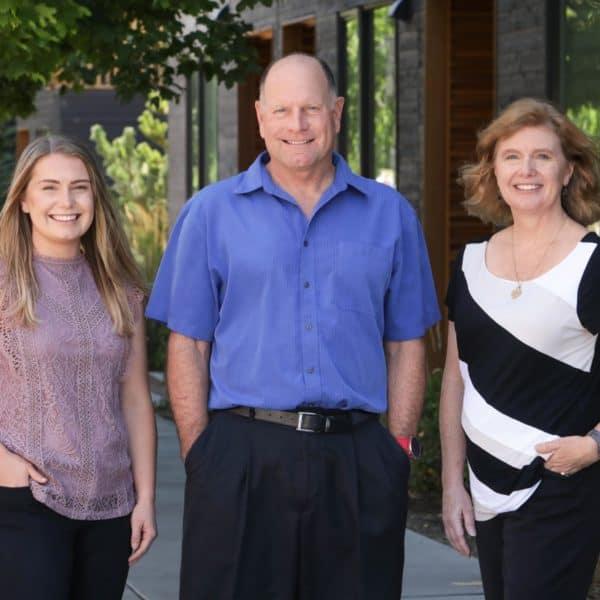 Tana, Peter, Kiersten Hatton Central Oregon real estate broker